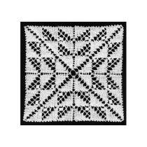 Domino helknypplad  13,5X13,5