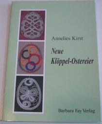 Neue Klöppel-Ostereier, bok