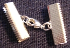 Lås till armband silver 20mm
