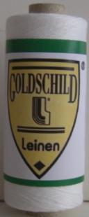 50/3  helblekt lingarn Goldschild