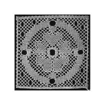 Birgittarosen 13x13,6 cm